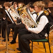 Wellington Youth Brass Band Sunday 14 April 2013